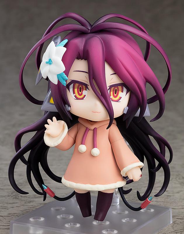 Zero Schwi Figure Preorder Nendoroid No Game No Life