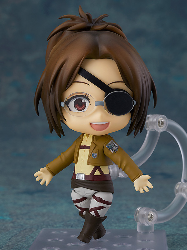 Attack on Titan Good Smile Company Nendoroid Hange Zoe Action Figure