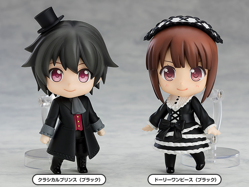 Good Smile Company Nendoroid More Dress up Gothic Lolita 4Pack BOX