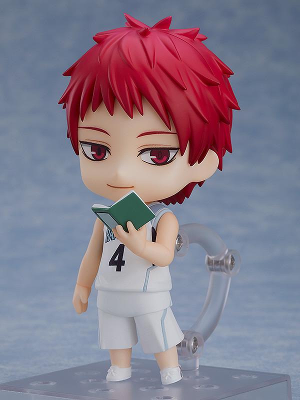 Nendoroid Kuroko/'s Basketball Seijuro Akashi Figure Preorder
