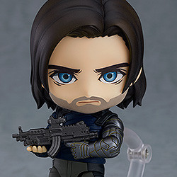 Nendoroid Winter Soldier: Infinity Edition Standard Ver.