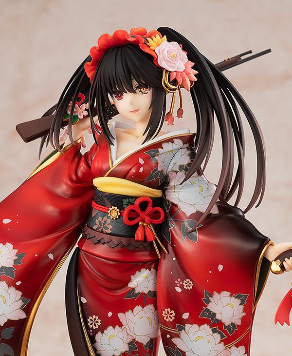 Date A Live Light Novel: Kurumi Tokisaki - Alluring Kimono Ver