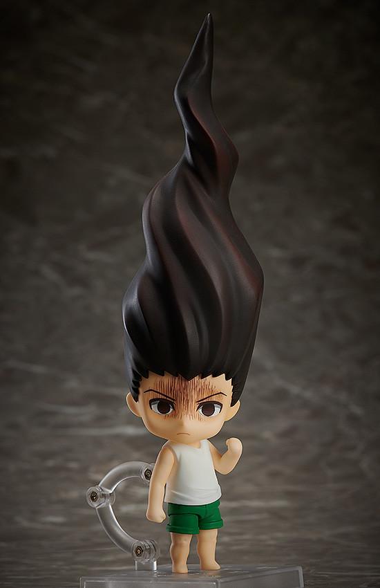 HUNTER x HUNTER Nendoroid Killua Painted Movable Figure