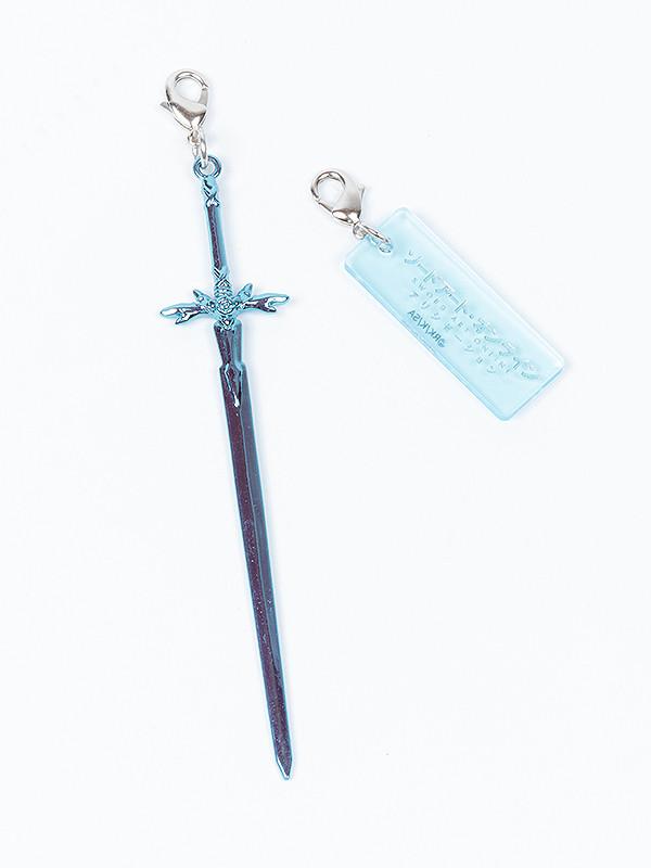 SAO Sword Art Online Alicization Metal Charm Collection blue rose figure JAPAN