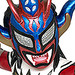 16d Collection 009: NEW JAPAN PRO-WRESTLING Jyushin Thunder Liger (Limited Edition Color)