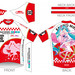 Racing Miku 2019 Cycling Series 3