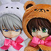 Nendoroid Junjo Romantica Special Set: Bear Cape and Rabbit Cape