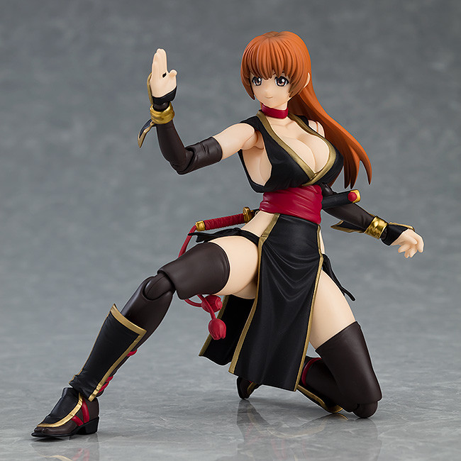 Kasumi C2 Ver Figma Action Figure # 382 Max Factory DEAD OR ALIVE