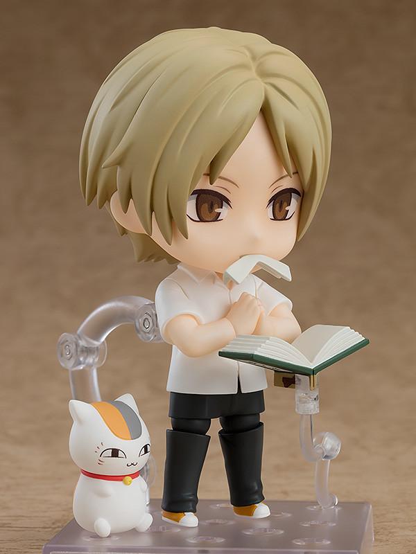 Good Smile Company Nendoroid Natsume Yuujinchou Takashi Natsume /& Nyanko Sensei