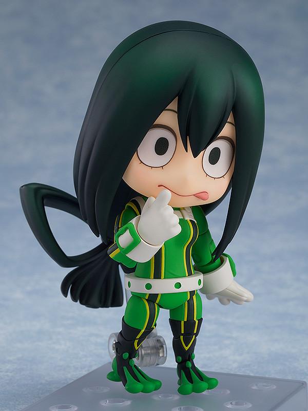 Details about  /Nendoroid My Hero Academia Tsuyu Asui Action figure
