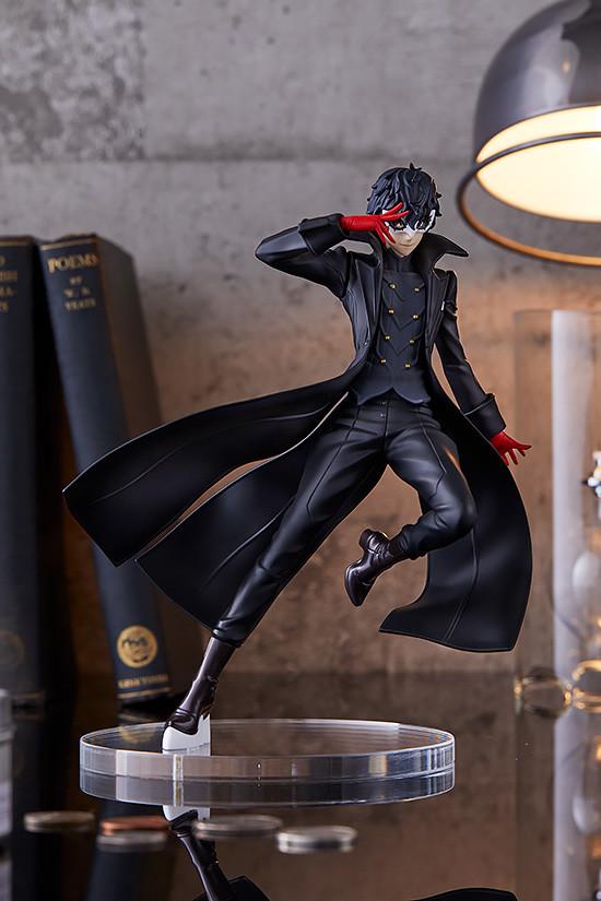 Persona 5 Protagonist Ren Akira Joker Character Prize Figure Statue Anime  Sega