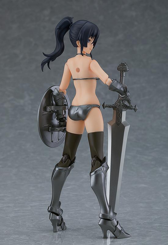 PRE-ORDER figma Styles: Bikini Armor Max Factory figma Makoto