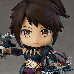 Nendoroid Hunter: Female Nargacuga Alpha Armor Ver. DX