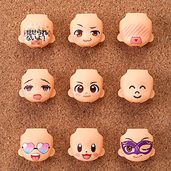Nendoroid More: Face Swap 04