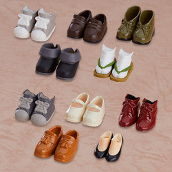 Nendoroid Doll: Shoes Set 01/02