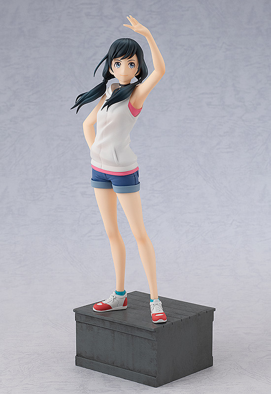 POP UP PARADE Weathering with You Hina Amano 200mm Figure w// Tracking NEW