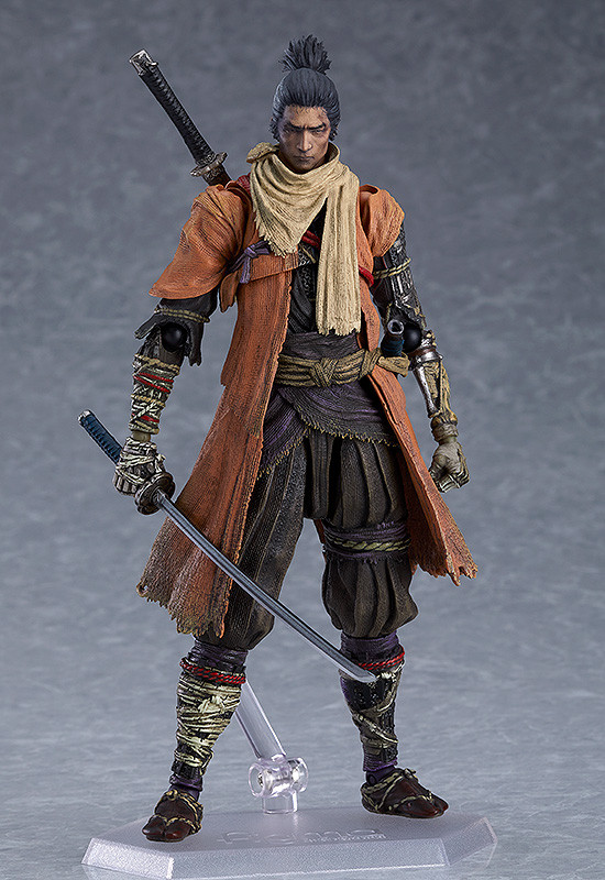 SEKIRO Shadows Die Twice Anime Game Figurine Action Figures Toy Model Gift
