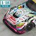 1/18th Scale Good Smile Hatsune Miku AMG 2017 SUPER GT Ver.