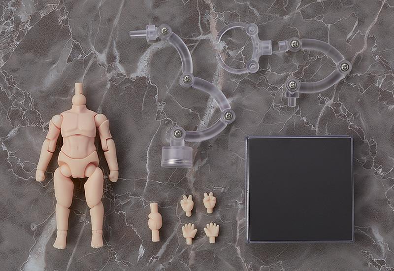 Nendoroid Doll Archetype Boy PVC Figure Toy New In Box 12cm Gift Toys