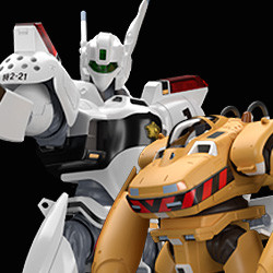 MODEROID AV-98 Ingram & Bulldog Set