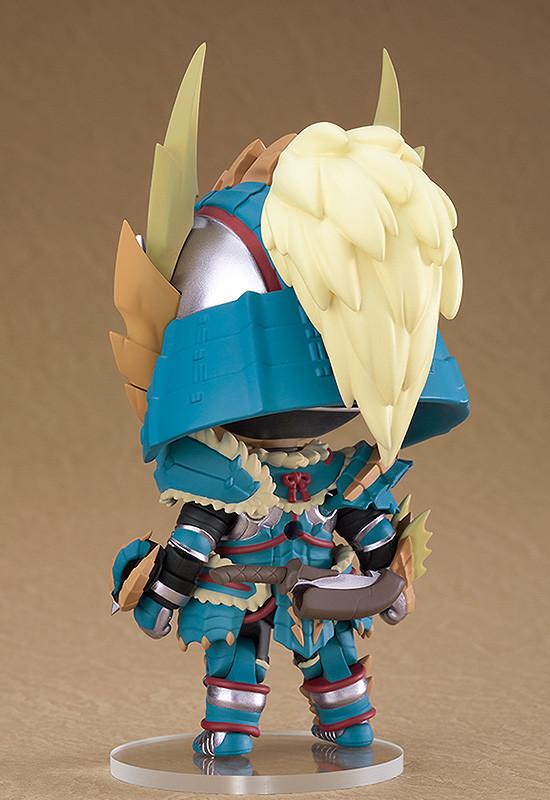 Nendoroid Hunter Male Zinogre Alpha Armor Ver
