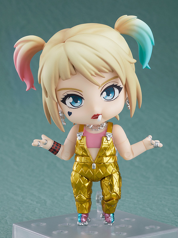 Nendoroid Harley Quinn Birds Of Prey Ver