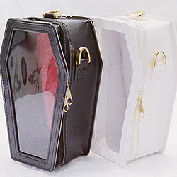 Nendoroid Doll Pouch: Coffin (White/Black)