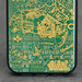 Cyberpunk 2077 Night City Map Circuit Board iPhone 11 Pro Max Case by PCB ART moeco