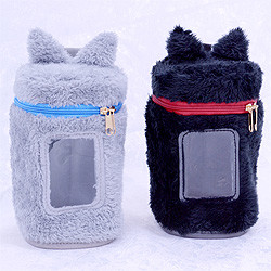 Nendoroid Pouch Neo: Black Cat / Russian Blue