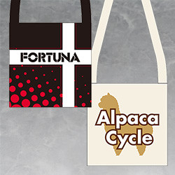 Longrider Stories! Sacoche Bag (Alpaca Cycle Ver. / FORTUNA Ver.)
