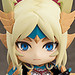 Nendoroid Hunter: Female Zinogre Alpha Armor Ver.