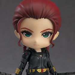 Nendoroid Black Widow: Black Widow Ver.