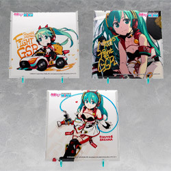 Dioramansion 150: Racing Miku Pit 2020 Optional Panel (Rd.4 MOTEGI / Rd.5 FUJI / Rd.6 SUZUKA)