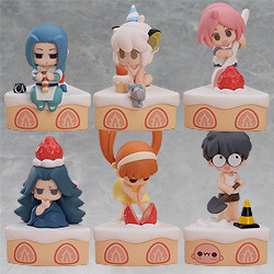 The Legend of Hei Collectible Figures: Happy Birthday!
