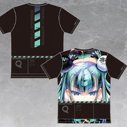 OHMEst.GRANDE Touring T-Shirt 2051 Summer Model (Inner Row Ko / Painless/Umeichimatsu)