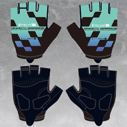 OHMEst.GRANDE Cycling Short Gloves: 2051 Summer Model