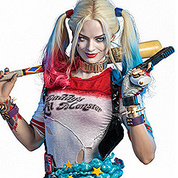 Infinity Studio X Penguin Toys: DX Series Life Size Bust Suicide Squad Harley Quinn