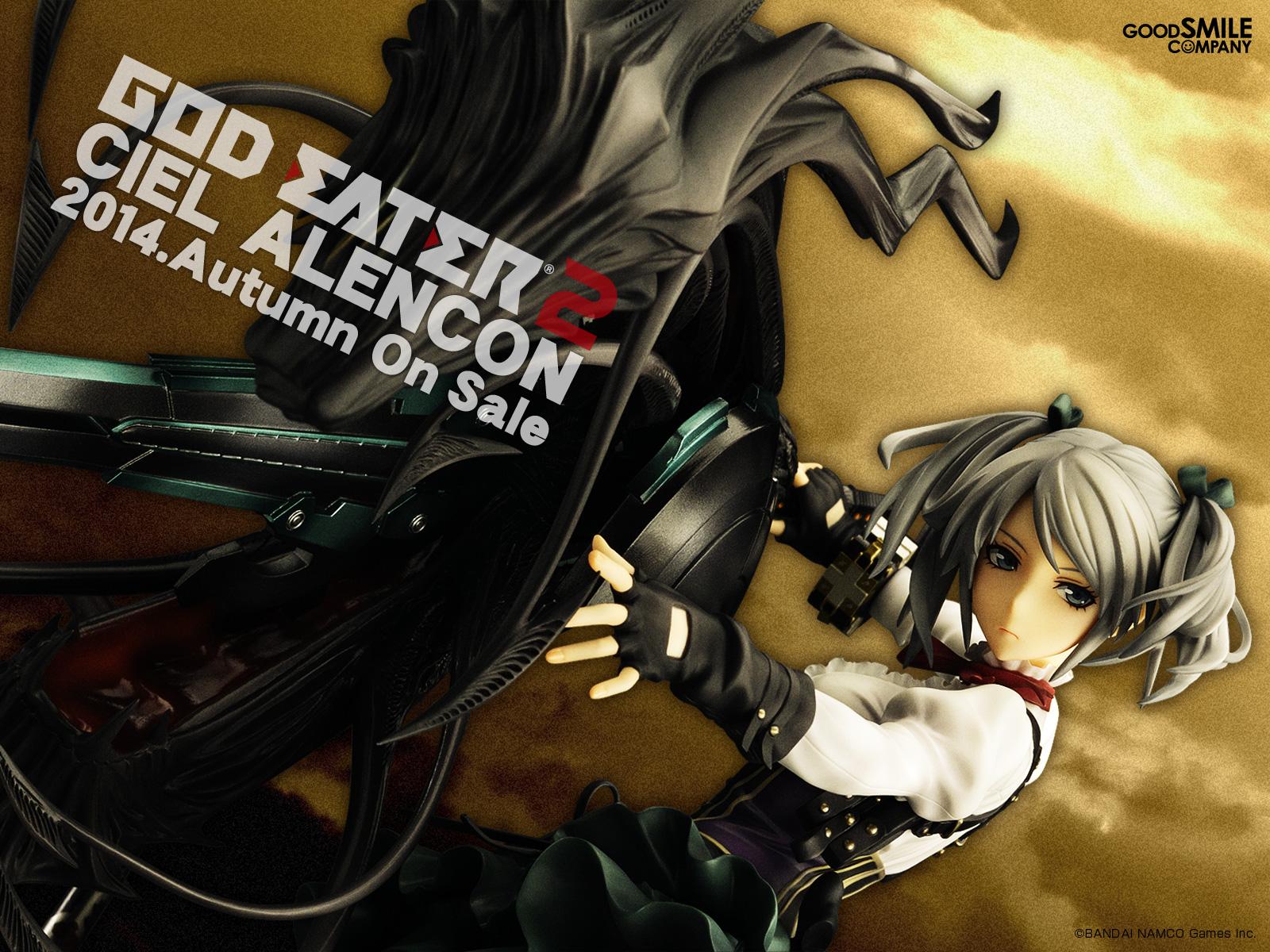 GOD EATER 2 '1/8th Scale Ciel Alencon'<br>Original Drama CD